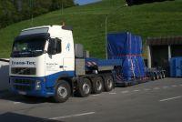 Schwertransporte 2008