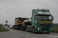 Schwertransporte 2009