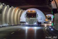 Containertransport für die Ariane V