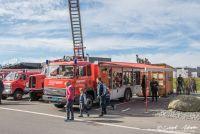 Feuerwehr-Meet im Ace Cafe Luzern