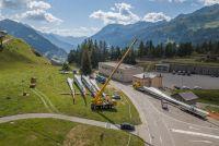 Windkraft auf dem Gotthard Teil 1