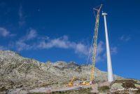 WIndkraft auf dem Gotthardpass Teil 3