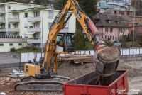 Hausabriss Aarau